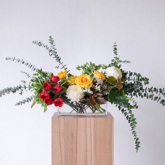 floralstand-congrats - garden
