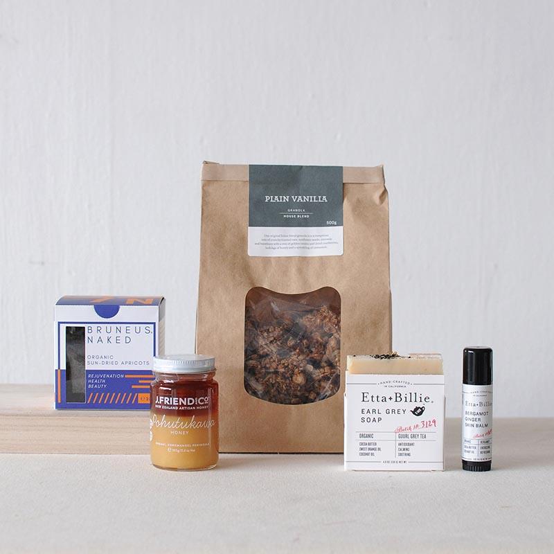 Total Wellness Gift Box